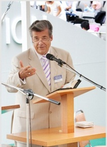 Gerrit Lösch, member of the Governing Body of Jehovah's Witnesses